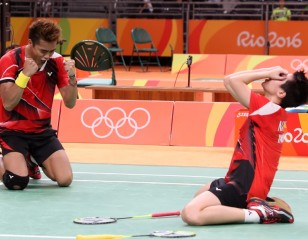 China's Doubles Giants Humbled – Day 5 Session 2: Rio 2016