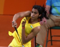 Sindhu Sizzles into Semis – Day 6 Session 2: Rio 2016