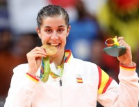 Latina Carolina Reigns! – Women's Singles Final: Rio 2016