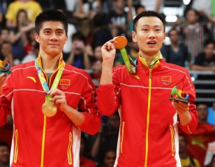 Serves – Malaysia, Wrong! – Men's Doubles Final: Rio 2016
