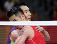 Lin Dan Dethroned – Men's Singles Semi-finals: Rio 2016