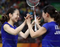 Badminton on Olympic Channel