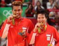 Golden Day for Indonesia - Mixed Doubles Final: Rio 2016