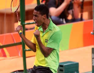 Brazil Badminton Grabs Spotlight