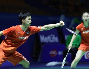 Japan Fight From Brink – ROBOT Badminton Asia Mixed Team Championships 2017: Day 4