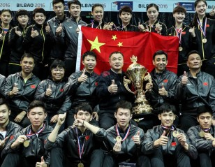 Like Fine China! – Finals: Suhandinata Cup 2016