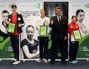 BWF Announces Integrity Ambassadors