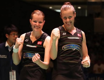 Danish Duo Relish Rio Memories