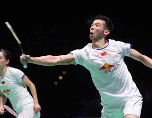 Lu/Huang On a Roll – Badminton Asia Championships 2017: Day 5