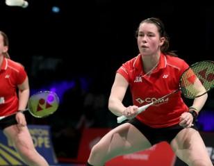 Kjaersfeldt Downs Battling Yigit – 2017 European Championships: Day 2