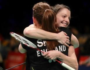 Smith/Walker in Semis – 2017 European Championships: Day 4