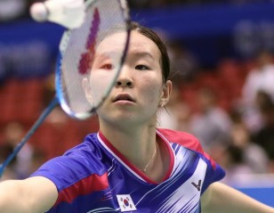 Lee Jang Mi Qualifies – Badminton Asia Championships 2017: Day 1