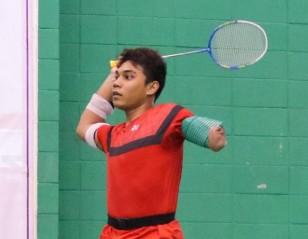 Para-Badminton Elite in Research Project