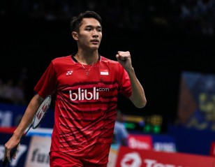 Indonesia, Japan Triumph – Finals: E-Plus Badminton Asia Team Championships 2018