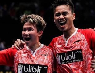 Bringing It Home! – Doubles Finals: BCA Indonesia Open 2017