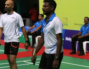 Sanave and Rupesh in Quarter-Finals – Manorama BWF World Senior Championships 2017