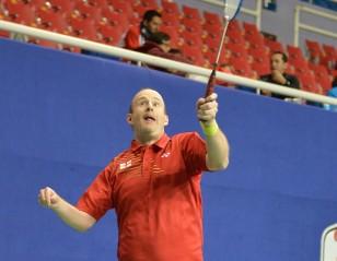 Forster Keeps Hopes Alive – Day 1: BWF Para-Badminton WC 2017