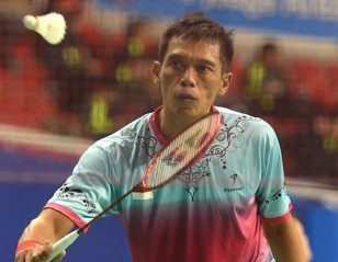 Close Shave for Coombs – Day 2: BWF Para-Badminton WC 2017