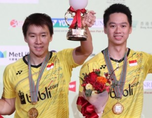 Marvellous Minions! – Doubles Finals: YONEX-SUNRISE Hong Kong Open 2017