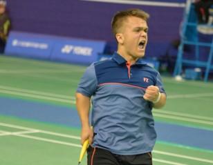 Shephard Wins Thriller – Finals: BWF Para-Badminton WC 2017