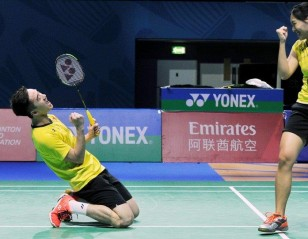 Doubles Drama – Day 4: Dubai World Superseries Finals 2017