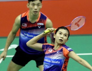 'Mixed' Fortunes for Malaysia – Day 3: Perodua Malaysia Masters 2018