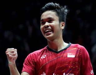 Bright Day for Hosts – Day 5: Daihatsu Indonesia Masters 2018