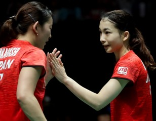 Japanese Duo Back On Top – Finals: Daihatsu Indonesia Masters 2018