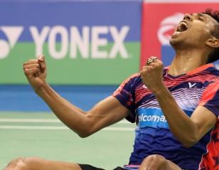 Zulkarnain Shock for Kidambi – Day 3: Yonex-Sunrise India Open 2018