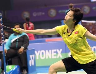Cheung Knocks Out Marin – Day 4: Yonex-Sunrise India Open 2018