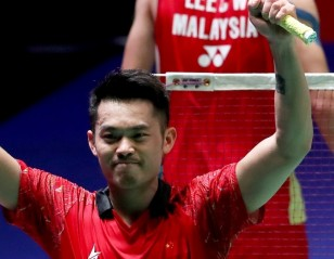 Déjà Vu for Lin Dan – Day 3: YONEX All England Open 2018