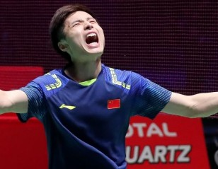 Shi's the One! – Singles Finals: YONEX All England Open 2018