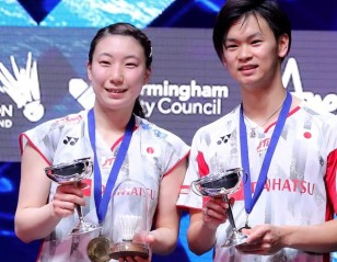 'Wata' Win! – Doubles Finals: YONEX All England Open 2018