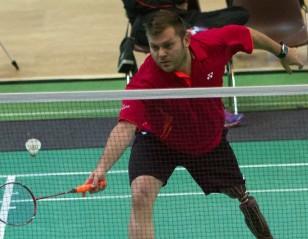 Mondejar Keeps Hopes Alive – Day 1: Spanish Para-Badminton International 2018