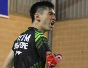 Tay Storms into Final – Day 3: Spanish Para-Badminton International 2018