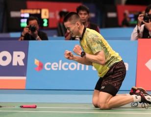 Thai Surprise for Chen – Day 1: Celcom Axiata Malaysia Open 2018