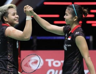 'This One's for Nitya' – Doubles Finals: TOYOTA Thailand Open 2018