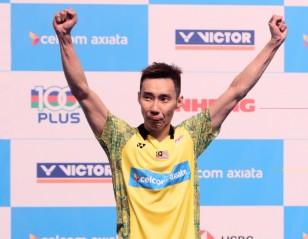 Lee Gets His Dozen – Finals: Celcom Axiata Malaysia Open 2018