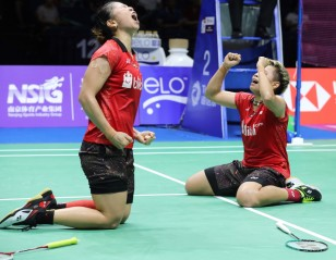 'Top'-pled! – Day 5: TOTAL BWF World Championships 2018