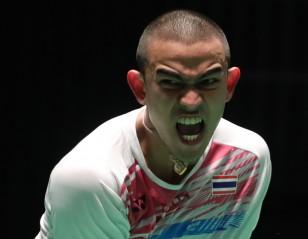 Shi Yuqi Falls to Phetpradab – Day 1: DAIHATSU YONEX Japan Open 2018