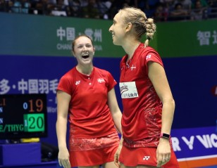 Tunjung Outplays Beiwen Zhang – Day 3: VICTOR China Open 2018
