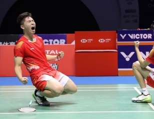 'Minions' Upset by Young Chinese – Semi-finals: VICTOR China Open 2018