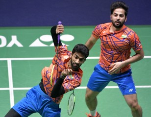 Indians On Fire – Day 3: YONEX French Open 2018