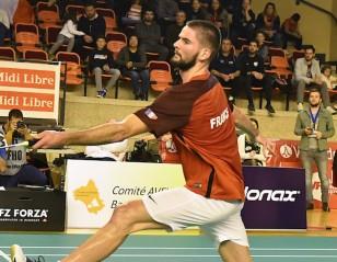 Rich Haul for Choong, Mazur – Finals: VYV BWF European Para-Badminton Championships 2018