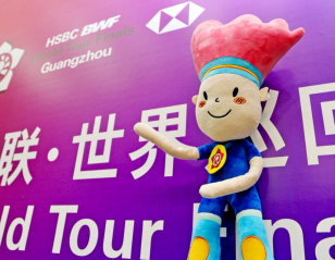 Guangzhou in Readiness for Inaugural HSBC BWF World Tour Finals
