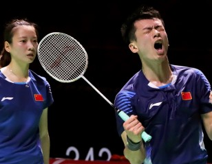 Meet the Top Eight – Mixed Doubles Qualifiers
