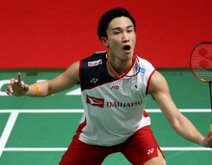 Classy Momota Dismantles Ginting – Indonesia Masters