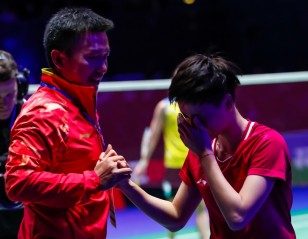 Persistence Prevails for Chen - All England: Finals
