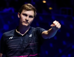 Axelsen Cautious About Chances at India Open