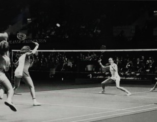 The All England: The Post-War Years